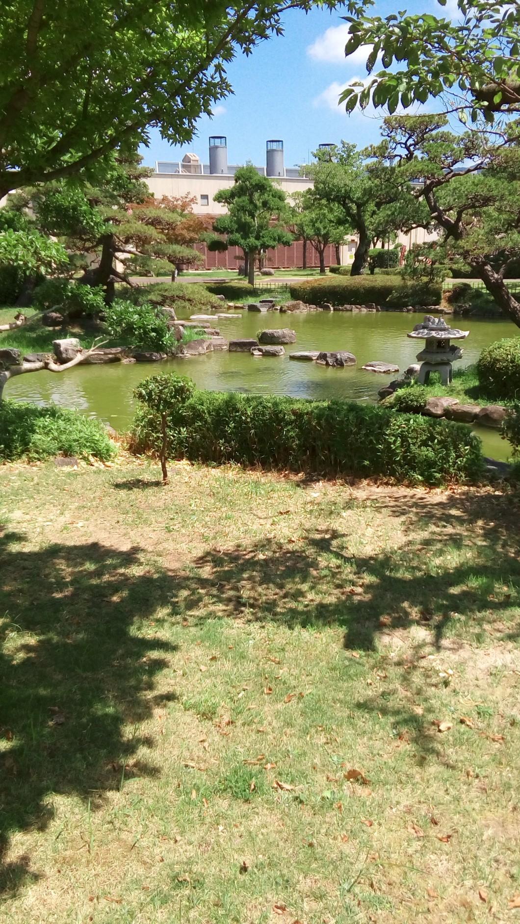 小倉記念2018公園