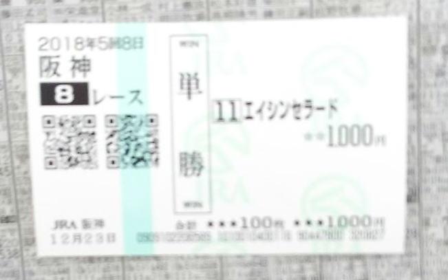 181223阪神8R