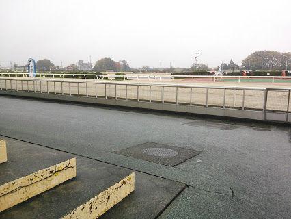 笠松競馬場スタンド