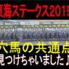 東海ステークス2019【競馬予想】