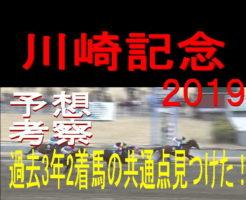 川崎記念2019キャッチ