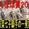 たんぽぽ賞2019予想(佐賀競馬)|藤田菜七子騎手の一発期待!