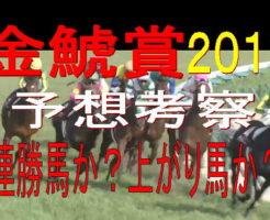 金鯱賞2019キャッチ
