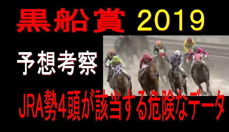 黒船賞2019キャッチ