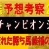 兵庫チャンピオンシップ(園田競馬)2019予想|1頭に絞れた勝ち馬候補のデータ
