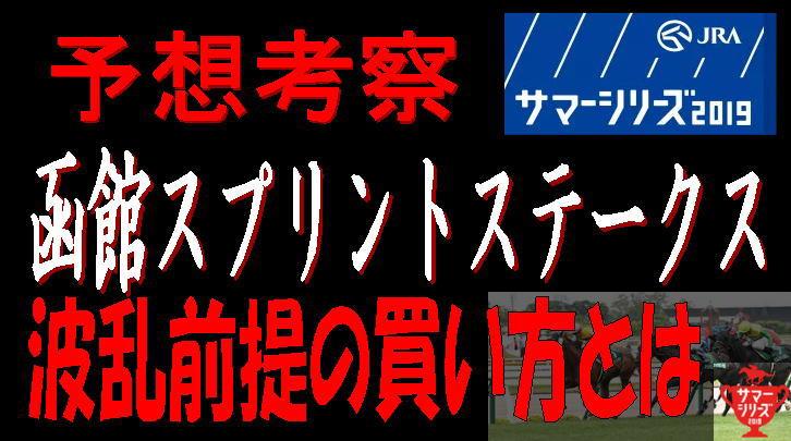 函館SS2019キャッチ