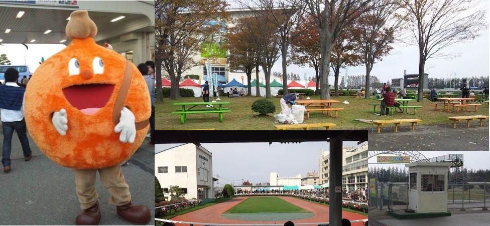 金沢競馬場現地3