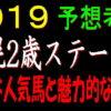札幌2歳ステークス2019競馬予想|危険な人気馬と魅力的な穴馬!