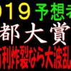 京都大賞典2019予想2019競馬予想|内枠有利炸裂なら大波乱まで!?
