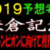 鎌倉記念2019予想(川崎競馬)|2歳チャンピオンに向けて視界良好!