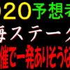 東海ステークス2020競馬予想|京都開催で一発ありそうなのは!?