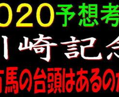 川崎記念2020キャッチ