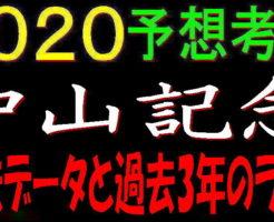 中山記念2020キャッチ1
