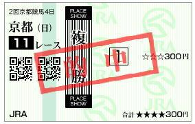 きさらぎ賞2020馬券