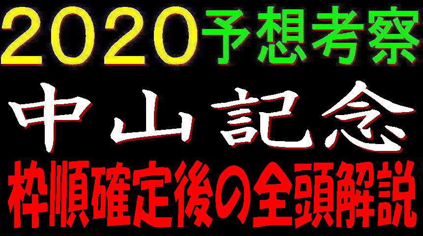 中山記念2020キャッチ2