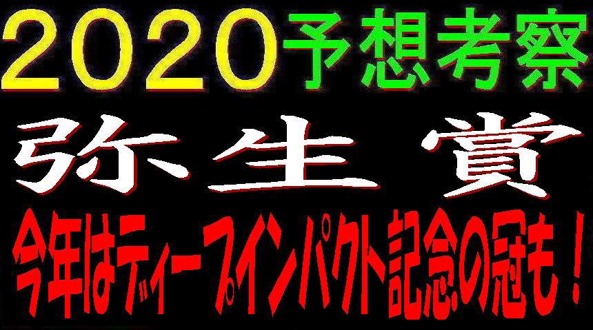 弥生賞2020キャッチ