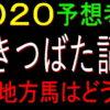 かきつばた記念2020予想(名古屋競馬)|アノ地方馬はどうだ!?