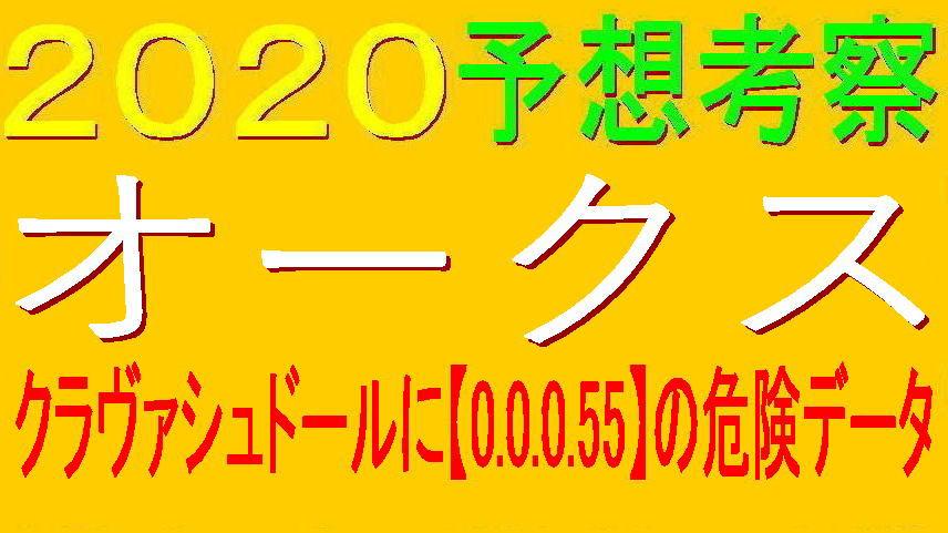 オークス2020キャッチ1