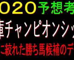 兵庫CS2020キャッチ