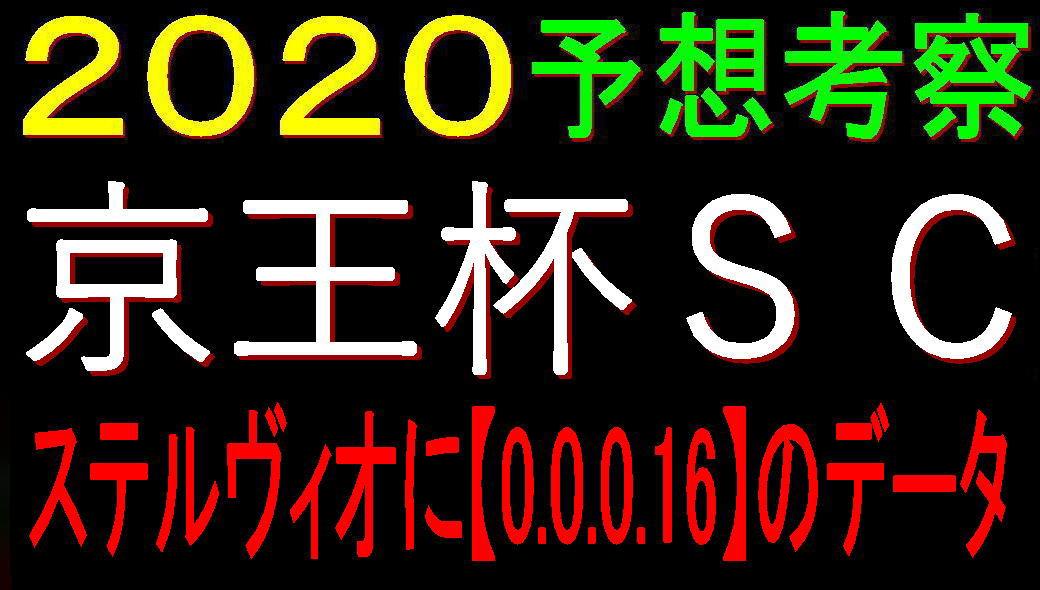 京王杯SC2020キャッチ