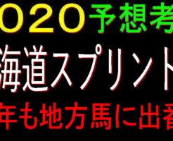 北海道SC2020キャッチ