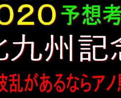 北九州記念2020キャッチ