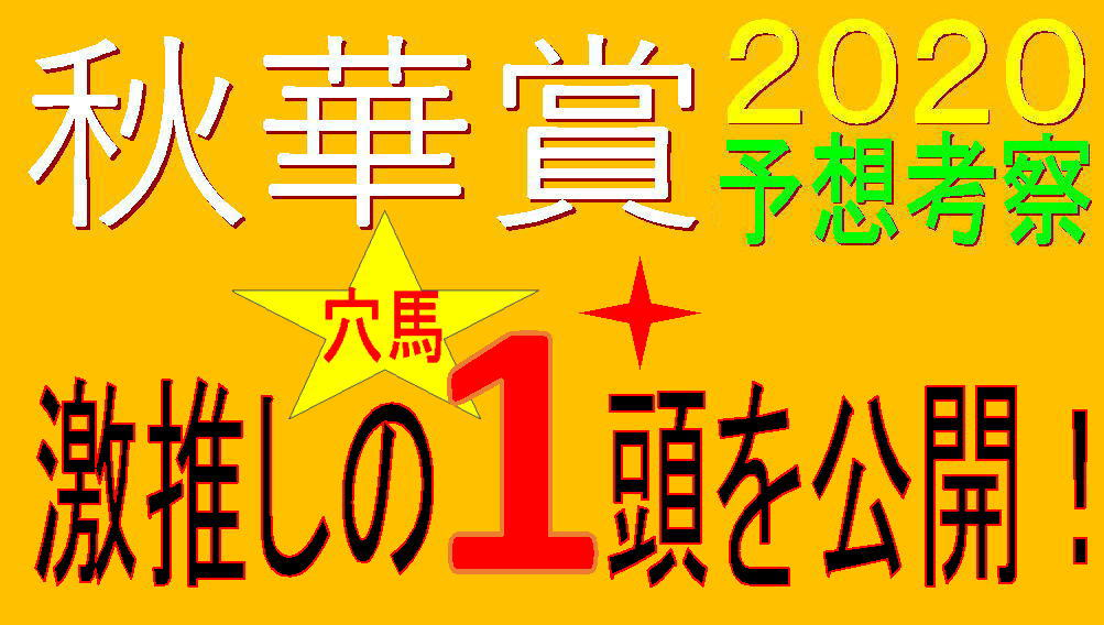 秋華賞2020キャッチ2