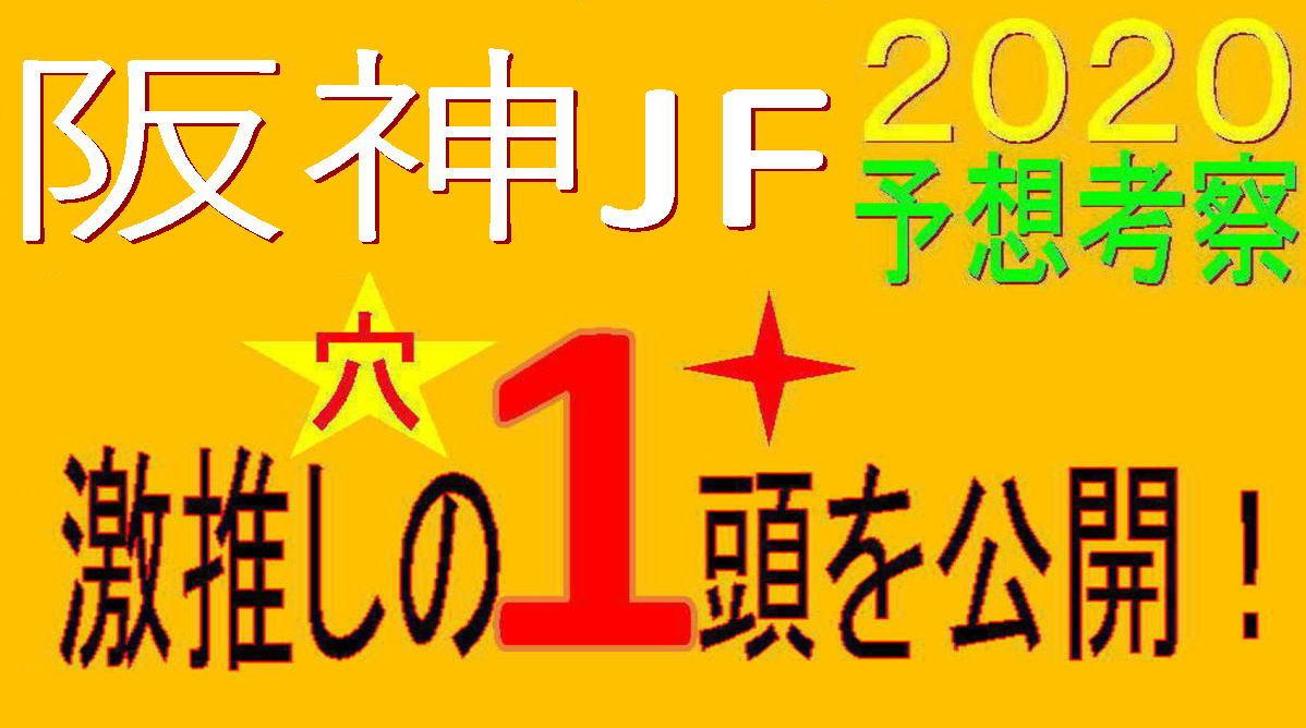 阪神JF2020キャッチ