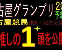 名古屋グランプリ2020キャッチ