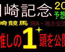 川崎記念2021キャッチ