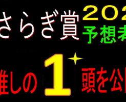 きさらぎ賞2021キャッチ