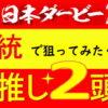 日本ダービー(東京優駿)2021出走予定馬の想定オッズと血統表