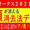 関東オークス2021(川崎競馬)消去法予想|【3.1.0.2】好データ該当のアノ馬から!