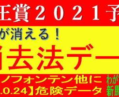 帝王賞2021キャッチ