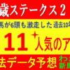 函館2歳ステークス2021競馬予想|世代最初の重賞馬は!?