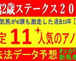 函館2歳S2021キャッチ