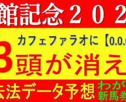 函館記念2021キャッチ